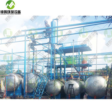 Fractional Distillation of Crude Oil Refining Youtube