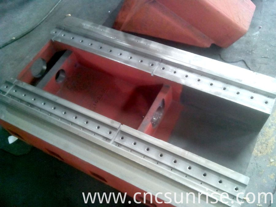 nc gantry machining center