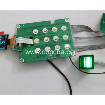 Rigid Multilayer PC Board Assembly PCB Assembly