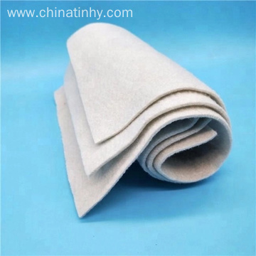 Non-Woven Type long fiber geotextile for landfill
