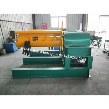 Double Heads Hydraulic Steel Coil Decoiler