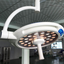 Elegantly moving surgical LED  lamp