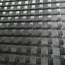 ODM for Composite Fiberglass Geogrid Stitched Nonwoven Geotextile China supplier Fiberglass geo grid composite geotextile fabric export to Burundi Importers