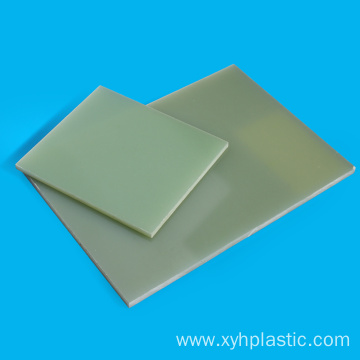 Laminated Green Glass Fiber FR4 Epoxy Panel