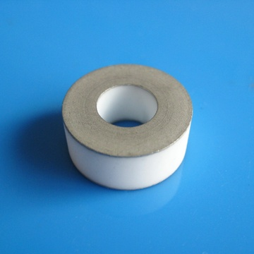 I-Alumina Tube Ceramic ne-Mo / Mn Metallization