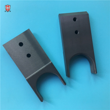 yttria-stabilized zirconia black ceramic machinery parts