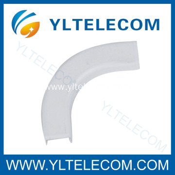 New Product for FTTH Cabling Accessories , Fiber Duct Plug , Fiber Optic Wall Tube , Fiber Pipe Joint Box , Nail Clips , Fiber Optic Cable Manufacturers , Fiber Optic Cable Connectors Corner Angle,Bending Angle,Corner Feed Drop,Flat Elbow supply to Togo E