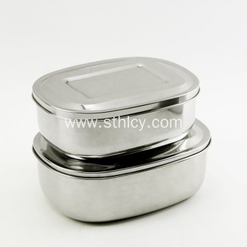 3 Comprehensive Stainless Steel 201 Bento Lunch Box
