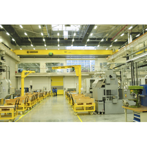 China for Overhead Travelling Crane,Overhead Crane,Travelling Eot Crane Manufacturers and Suppliers in China High Quality Single Girder Overhead Crane supply to Western Sahara Manufacturer