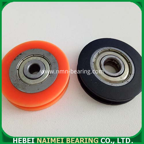 roller with bearing