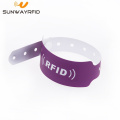 13.56mhz Disposable Paper Festival Wristband Price