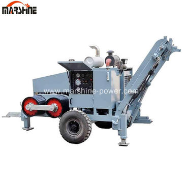 YQ40 Hydraulic Traction Machine
