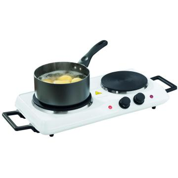 Electrical  2.5KW Double hotplate with handles