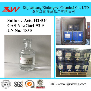 Sulfuric Acid for PH Neutralization