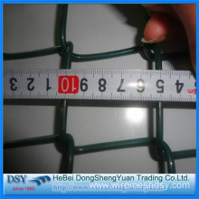 Customized for Pvc Chain Link Fence Movable Chain Link Mesh For Sale supply to Samoa Importers
