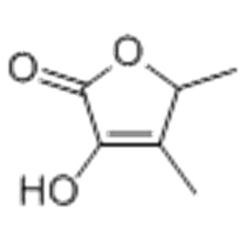 4,5-Dimethyl-3-hydroxy-2,5-dihydrofuran-2-one  CAS 28664-35-9