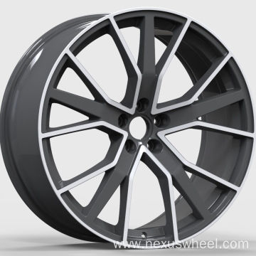 Aluminum Alloy Big Size Wheels