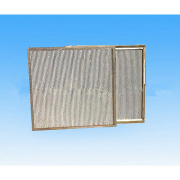 China Exporter for Supply Various Air Filter, Water Filter Machine, Waste Water Filter, Sheet Membrane Filter of High Quality High Temperature HEPA Filter export to China Macau Suppliers