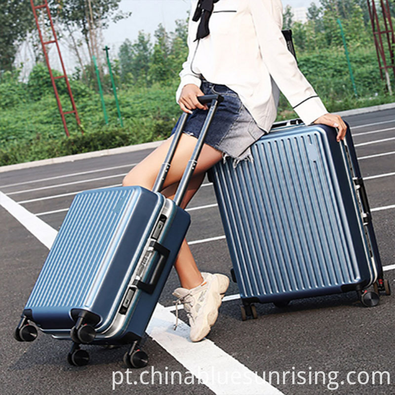 Hard Shell Trolley Bags Travel Luggage