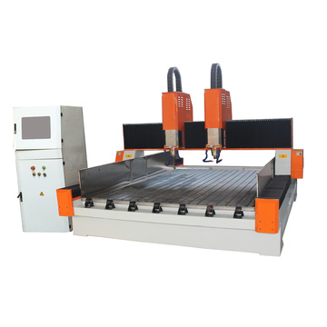 Double spindle Stone Engraving CNC Routers Machine