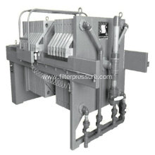 Filter-Cloth Washing Sugar Syrup Stainless Filter Press