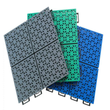 Good Quality for Outside Multi-Use Court Tiles Outdoor Polypropylene sports court mat supply to El Salvador Manufacturer