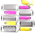 premium stainless steel manual grater cheese kitchen zester