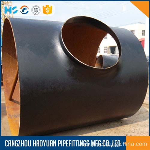 Carbon Steel Reducing Large Size Tee