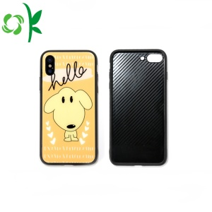 New Thin Assemble Cartoon TPU Cover Phone Case