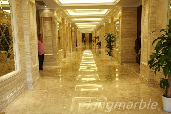 The latest design ceiling of pvc marble panel