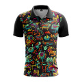 Wholesale Custom 100%cotton Pique Polo T Shirt Bulk Men's Polo Shirts With Front Pockets