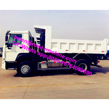 Good Quality for China Dump Car,Electric Dump Car,Side Dump Mining Cars Supplier 6x4 25m3 Load Capacity 266hp Tipper Truck export to Serbia Factories