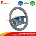 Comfort Grip Steering Wheel Cover Grey