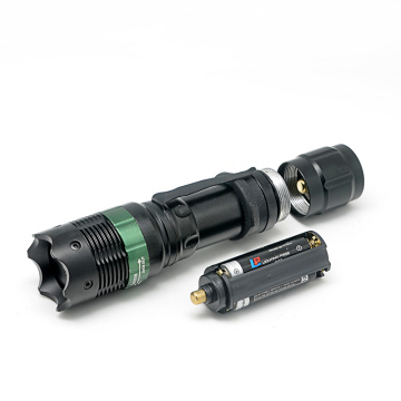 Self Defense Emergency Aluminum Tactical Led Flashlight