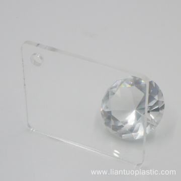 Acryic Mirror Sheet Semi-transparent Mirror Sheet
