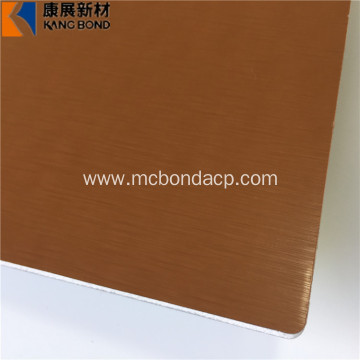 ACP Curtain Wall Aluminunm Composite Panel