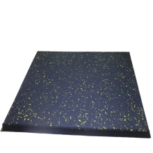 EPDM rubber flooring tile for GYM