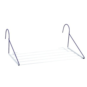 Contemporary Hanging Towel Rack