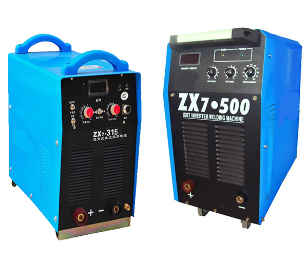 Zx7 Series Igbt Inverter Dc Arc Welding Machine