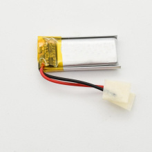 Best Quality for Battery Capacity 100Mah-2000Mah smallest battery 3.7V lithium polymer lipo battery 110mAh export to Italy Exporter