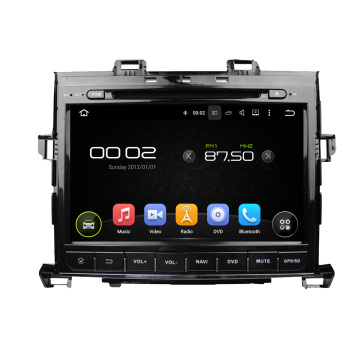 TOYOTA Alphard OEM Android HD Car DVD Player