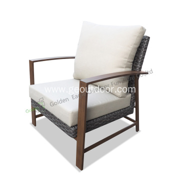 5pcs handbrush nice weaving sofa set