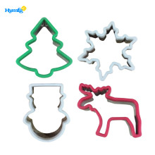 China Factories for Stainless Steel Cookie Cutter Stainless Steel Christmas Cookie Cutter with Comfort Grip supply to Armenia Manufacturer