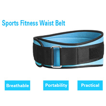 Goods high definition for Waist Guard Fitness Gym Slimming Lose Weight Waist Belt export to France Supplier