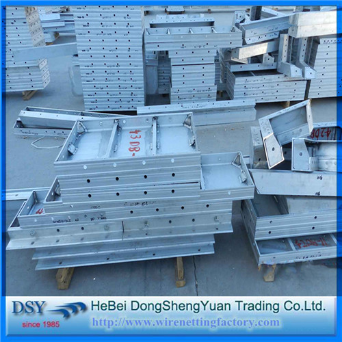 Aluminum Concrete Formwork for Bridge Girder