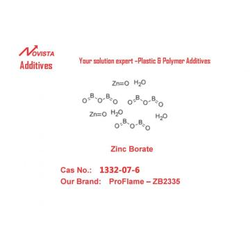 Zinc Borate 2335 flame retardant 1332-07-6