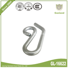 Steel Wire Hook - Zinc Plated S
