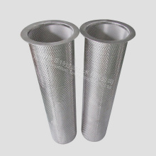 20 Years Factory for Hydraulic System Filter Elements FST-SS-PM Stainless Steel Performated With Wire Mesh Filter export to Georgia Exporter