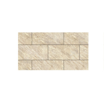 Exterior stone effect brick tiles for walls