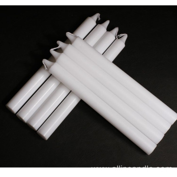 unscent white stick candles of multi sizes